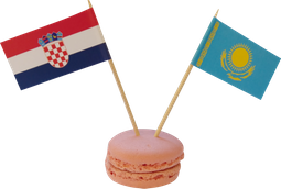 Cocktail Stick Flag
